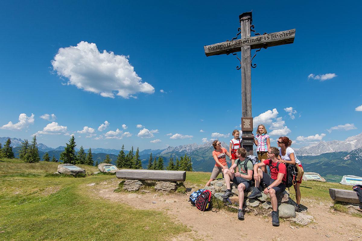 Wandern - Sommerurlaub in Radstadt